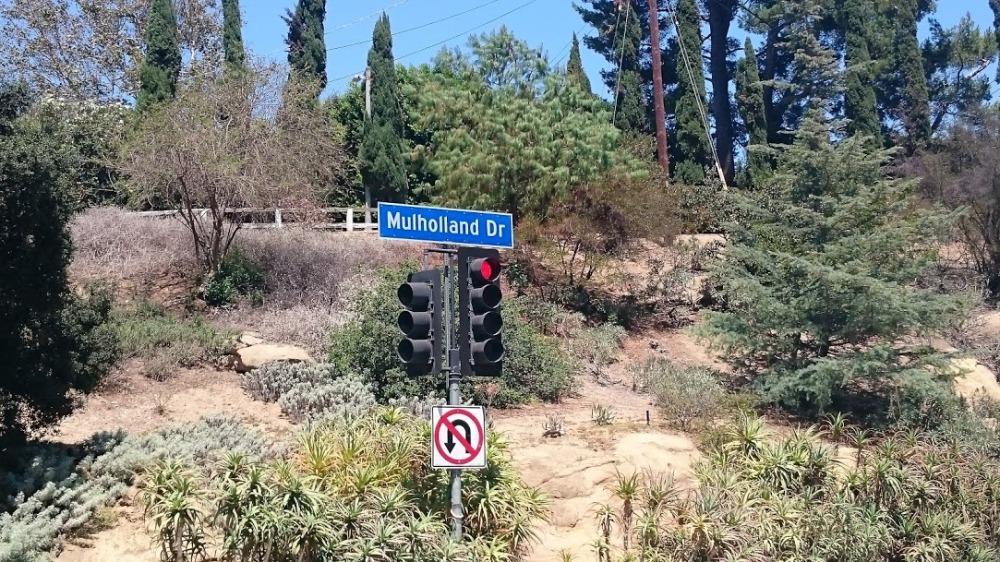 La mulholland drive